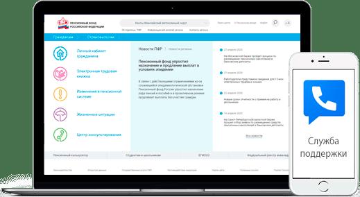 Личный кабинет пенсионного фонда для пенсионеров вход по телефону челябинск получил пенсию за март